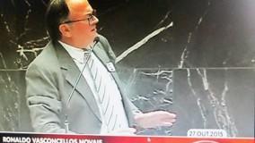 Em Audiência Pública na ALMG, Ronaldo Vasconcellos pede alterações no PL 2946/15