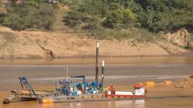 Retirada de rejeitos em área delimitada na Usina de Candonga não sairá dentro do prazo acordado