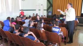 Em parceria com BH Airport, Ponto Terra realiza palestras em Vespasiano