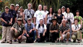 Ecoavis promove 1ª Passarinhada Urbana de 2017