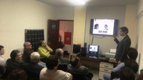 Bro Energy promove palestra sobre energia solar fotovoltaica