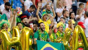 Copa do Mundo FIFA 2018 e Meio Ambiente