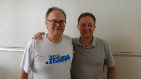 Professor André critica a escolha política para órgãos ambientais