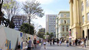 Praça da Liberdade terá mais árvores e melhor acessibilidade nas ruas do perímetro