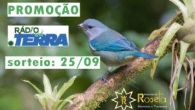 Concorra a uma visita ao Parque Rural Histórico Fazenda da Roseta: sorteio amanhã, 25/09
