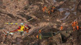 Confirmada nove mortes após rompimento de barragem em Brumadinho