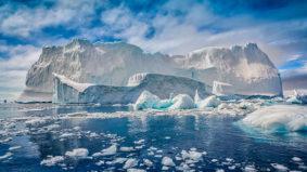 Estudo afirma que gelo da Antártica está derretendo mais rápido