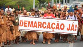 Demarcação de terras indígenas será de responsabilidade do Ministério da Agricultura