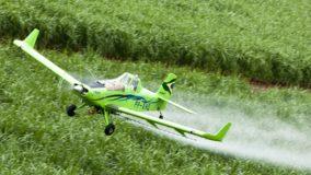 Ceará proíbe pulverização aérea de agrotóxicos nas lavouras do estado