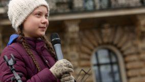 Anistia Internacional premia Greta Thunberg com prêmio de Embaixadora da Consciência