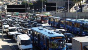 Belo-horizontino perde 8 dias por ano por causa do trânsito