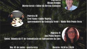 Ponto Terra comemora Dia Mundial do Meio Ambiente com ciclo de palestras