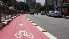 São Paulo vai ganhar mais de 170 km de ciclovias até 2020
