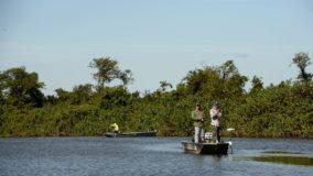 Pescadores ajudam a preservar meio ambiente durante período de defeso