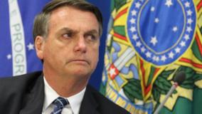 Bolsonaro afirma que Brasil não precisa de ajuda financeira alemã para preservar Amazônia