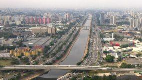 Rio Tietê tem apenas dois afluentes limpos