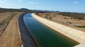 Governo federal investe R$ 1,4 bilhão na transposição do Rio São Francisco