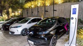 São José dos Campos (SP) tem serviço de carros elétricos compartilhados