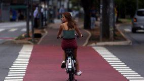 Pesquisa afirma que mais paulistanos andarão a pé ou de bicicleta após a pandemia