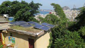 Brasileiro é finalista de prêmio com projeto que leva energia solar a favelas