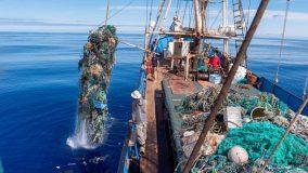 Ocean Voyages recolhe mais de 100 toneladas de lixo no Pacífico