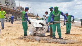 Salvador reduz poluição ambiental com isolamento social