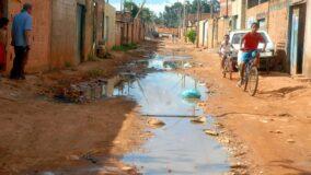 Projeto pretende levar saneamento às comunidades