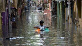 Catástrofes geradas por mudanças climáticas custam cada vez mais