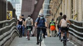 Nova York implantará ciclovias em pontes