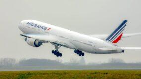 Air France realiza voo com óleo de cozinha usado