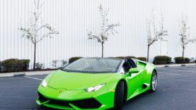 Até 2024, todos os carros da Lamborghini terão motores elétricos