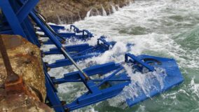 Ceará analisa gerar energia a partir das ondas